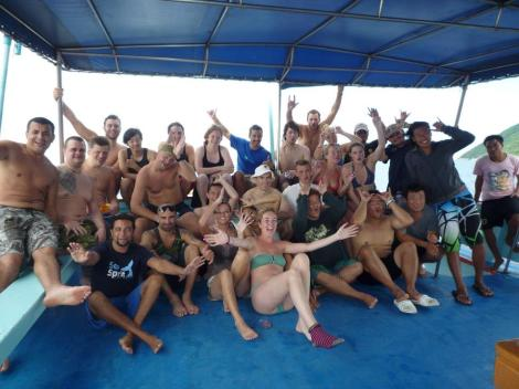Diving On Koh Tao