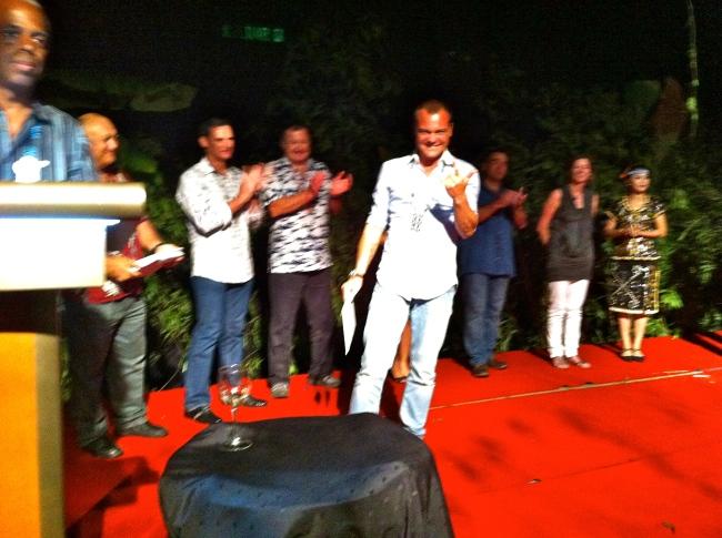 PADI Course Director Sebastiaan Van Riemsdijk