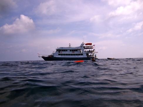 Liveaboard Similan Boat