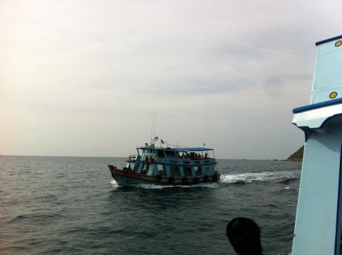 Buddha View Boat, Koh Tao