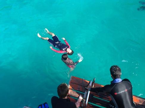 Rescue Diver Course. Koh Tao