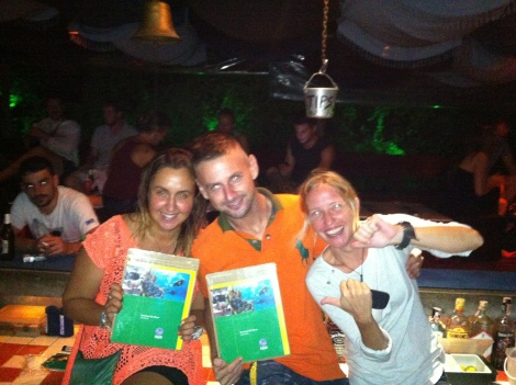 Free PADI Nitrox certification contest