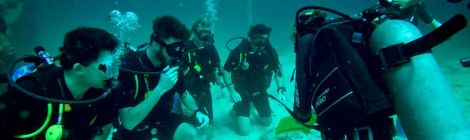 PADI Open Water Diver Course, Koh Tao