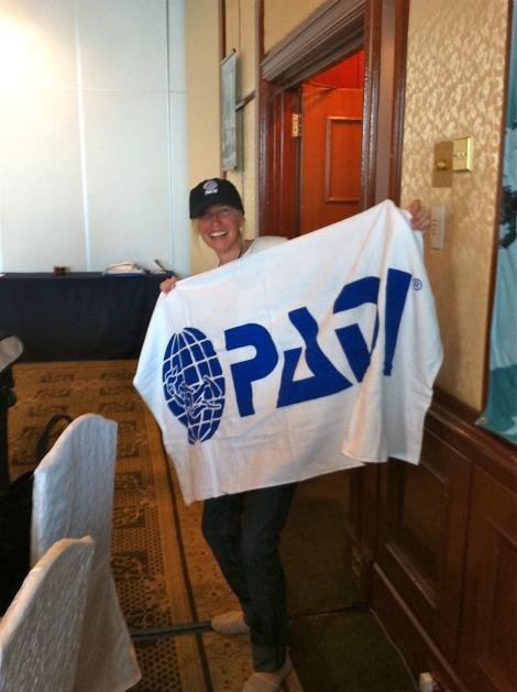 PADI Course Director Marie