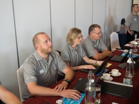 PADI CDTC Staff